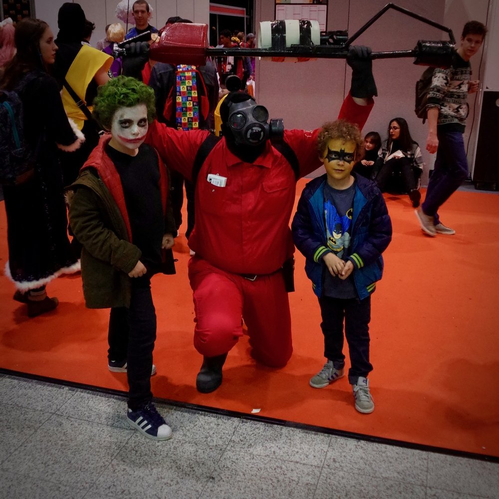 ComiCon London 2016 - 4.jpg