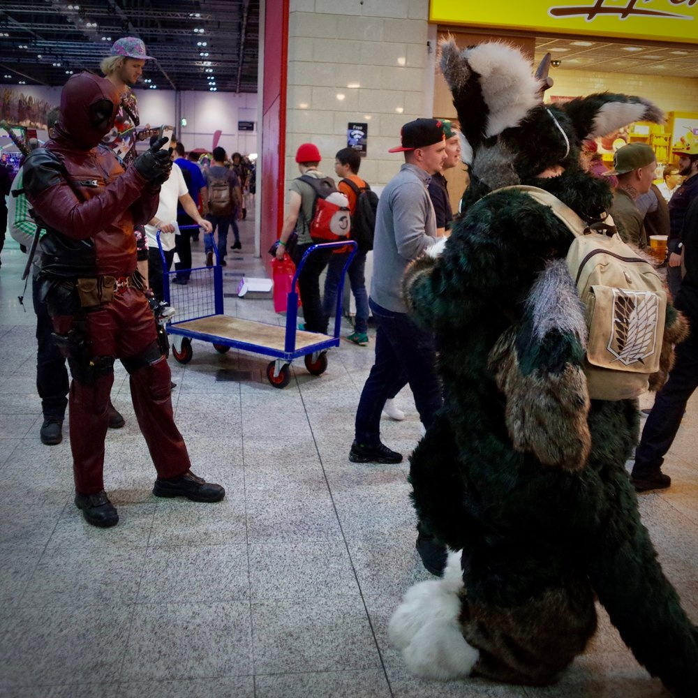 ComiCon London 2016 - 30.jpg