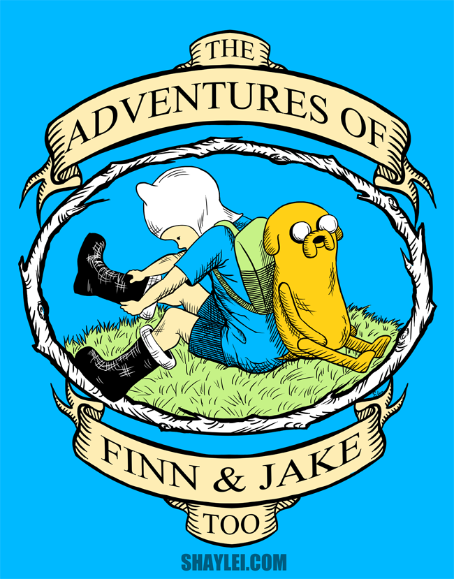 The Adventures of Finn & Jake, Too