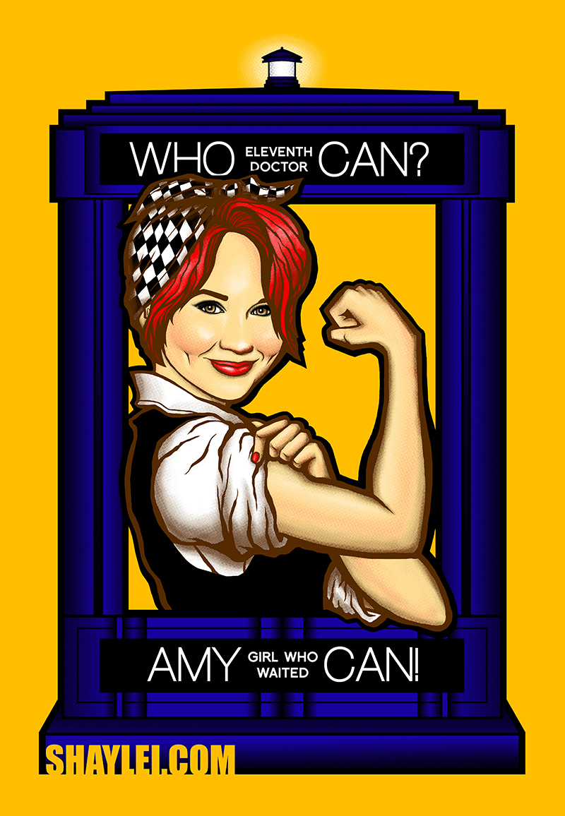 Amy Can!