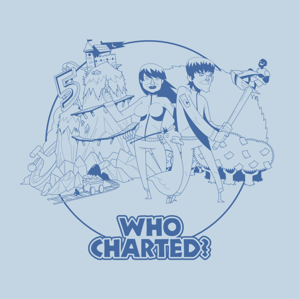 Who Charted Duo Tee