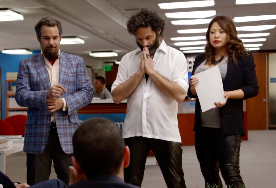 Kulap, Mantzoukas and PFT!