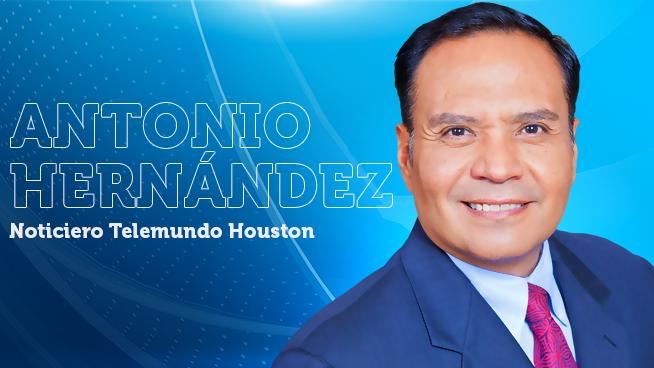 Antonio Hernandez, periodista en Houston, TX