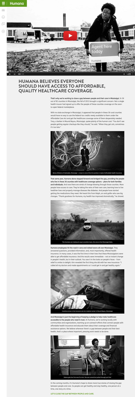 Web Campaign