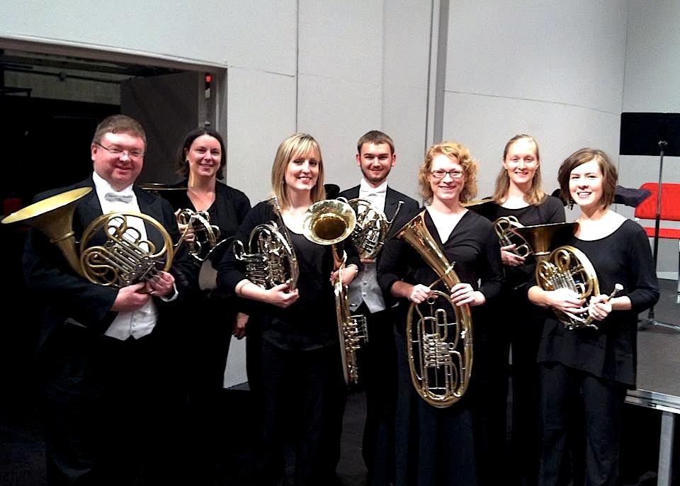 Illinois Symphony Horn Section