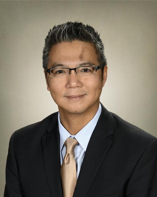 Albert Chincuanco<br>Director of<br>Advancement