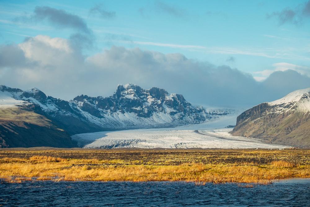 a shot i took of Skaftafellsjokull in the Eastern Region of Iceland