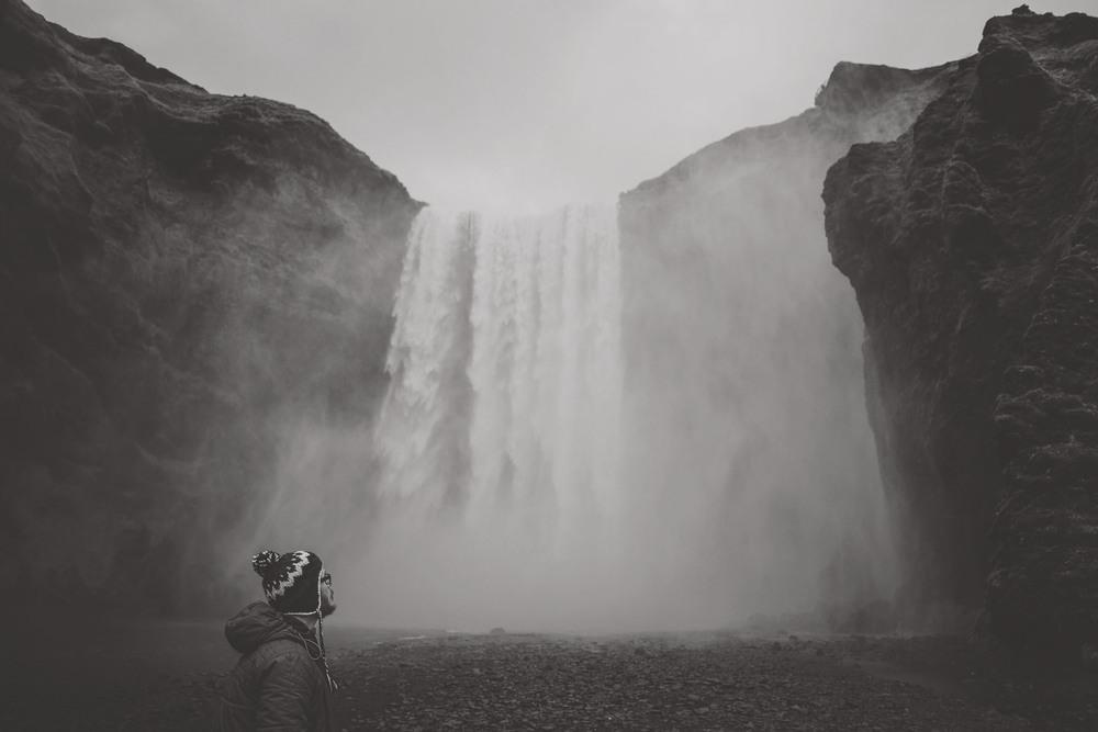 Skogafoss, Iceland, photo by  Jennifer Picard Photography