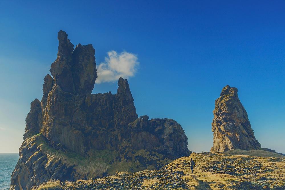 Landrangar, Iceland. Photo by Jennifer Picard Photography.