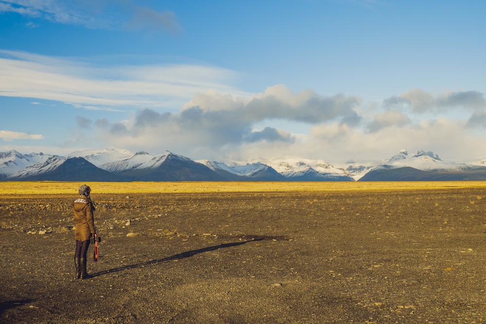 Vatnajokull Glacier & Jokullsarlon, Iceland.photo by me.