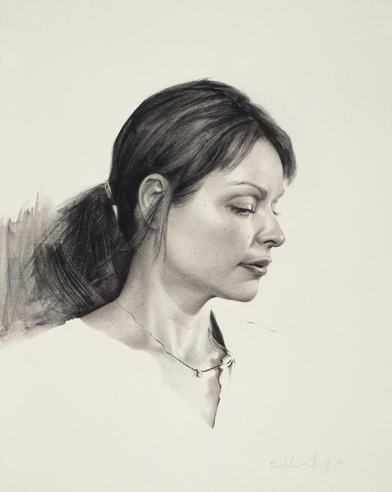 Portrait of R