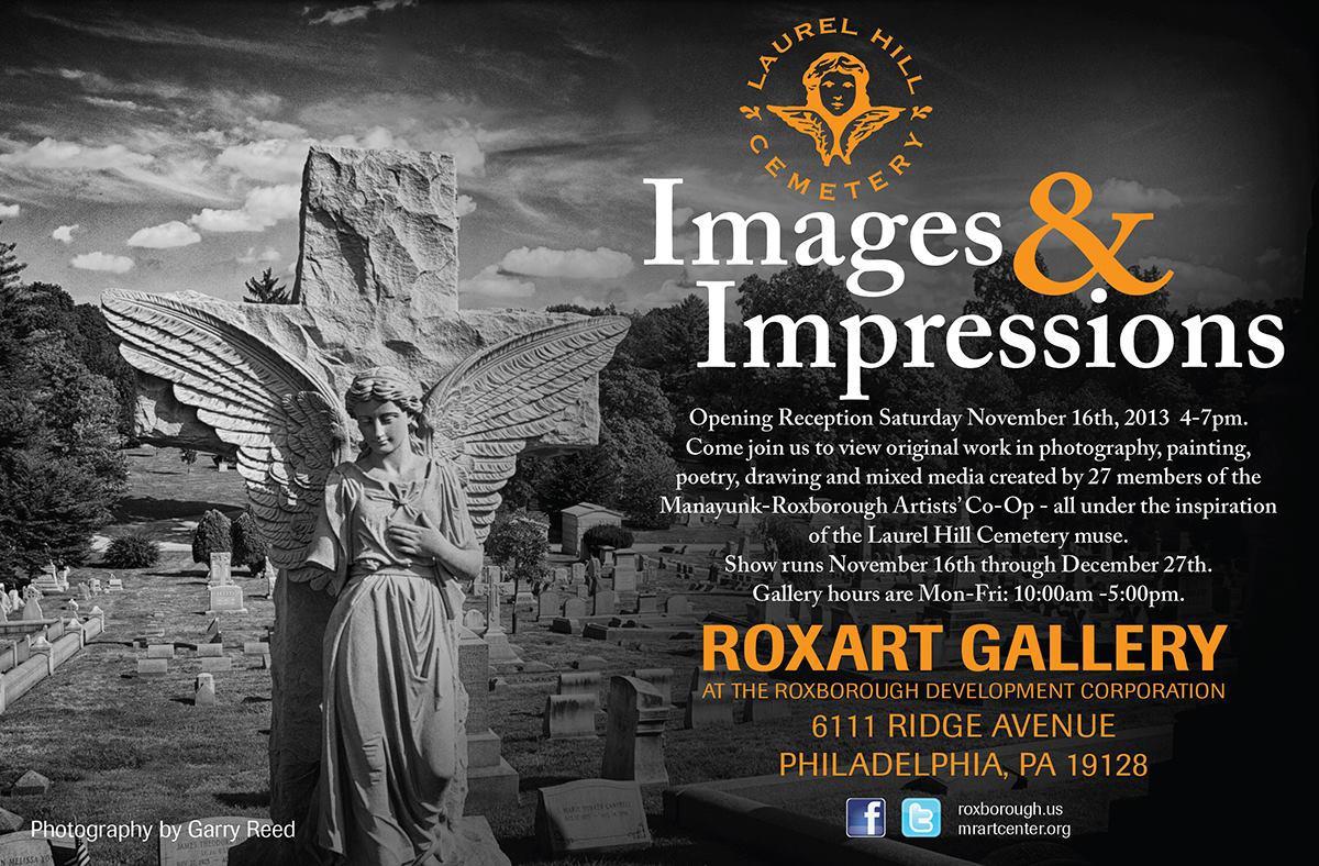 RoxArt Gallery at the Roxborough Development Corporation