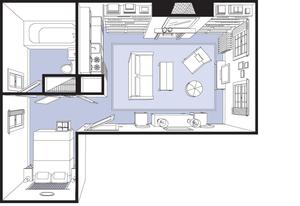 Floorplans arthur mount illustration blueprint magazine malvernweather Image collections