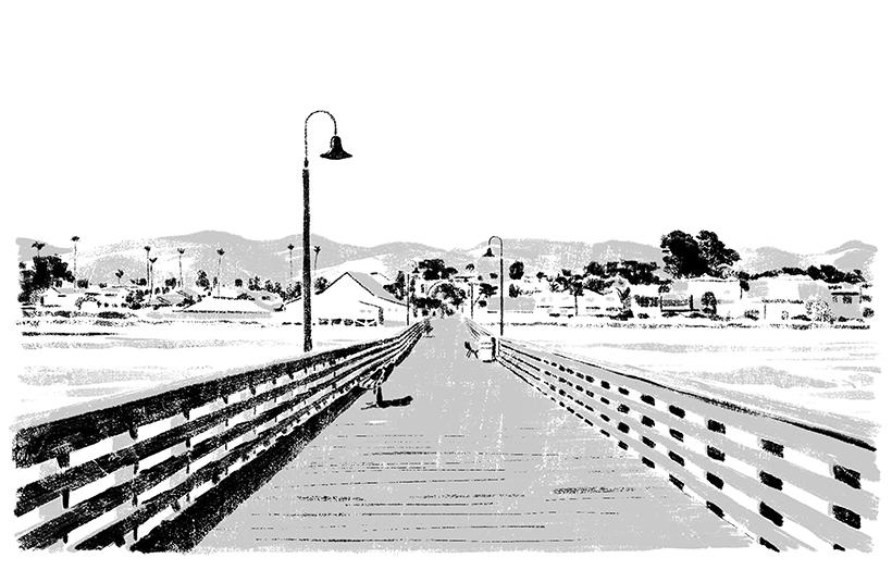 Cuyucos Pier