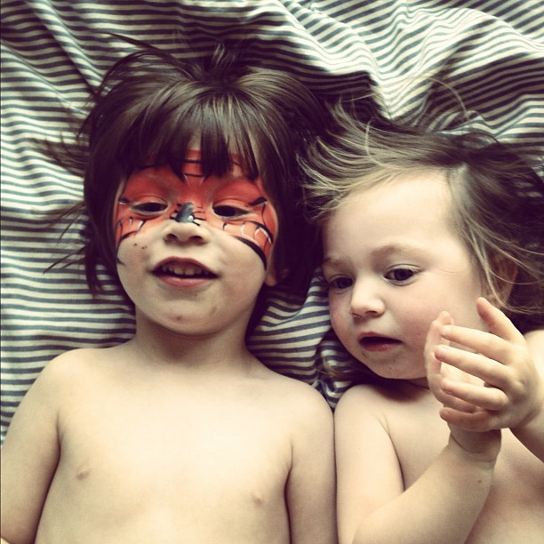 Spidey & sister