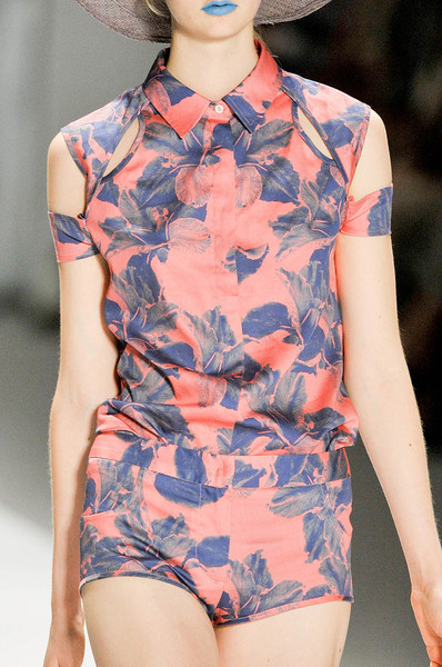 aclockworkpink :     Richard Chai Love S/S 2012, New York Fashion Week