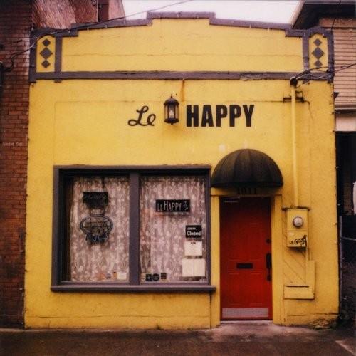 Le Happy in Portland.