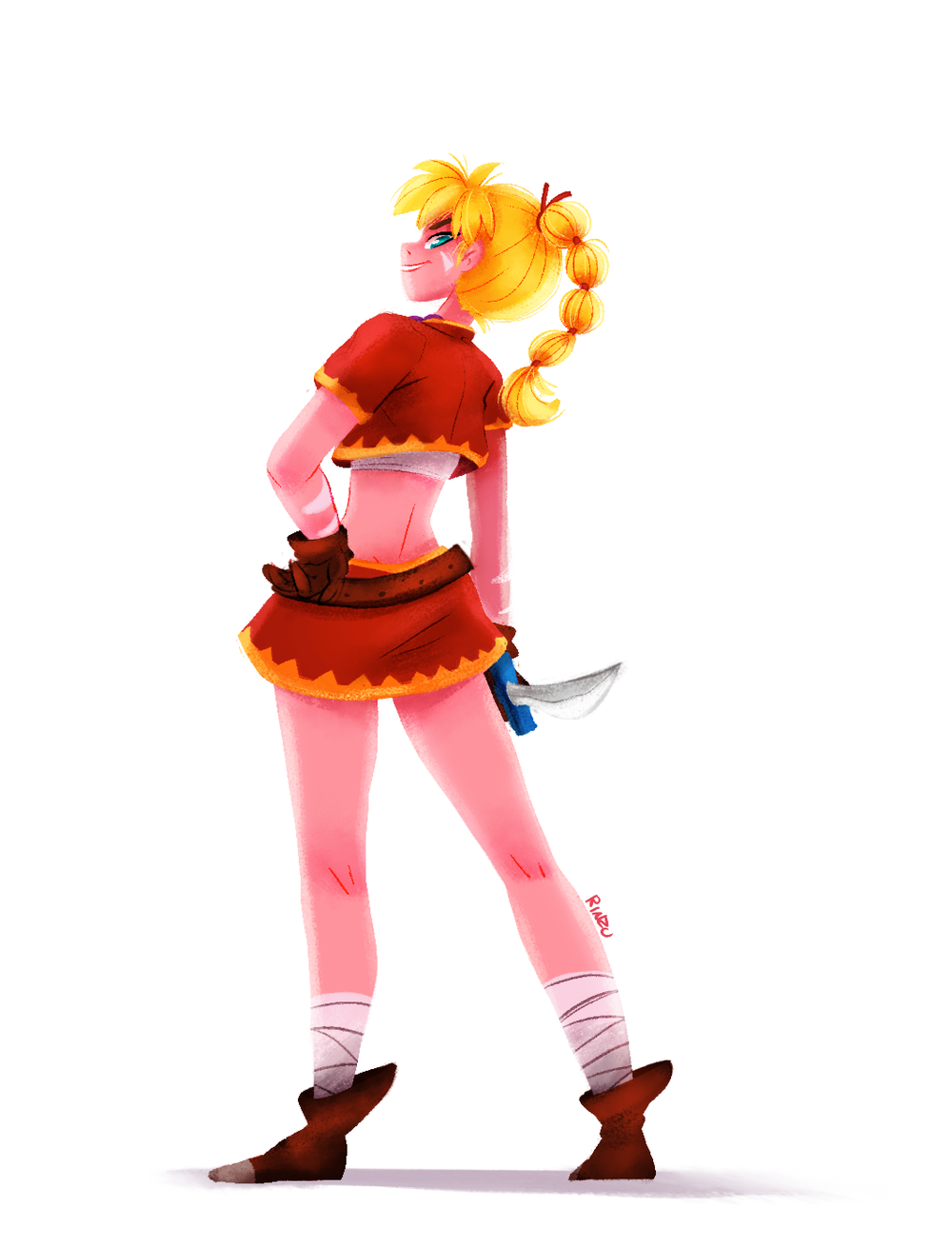 Chrono Cross Kid