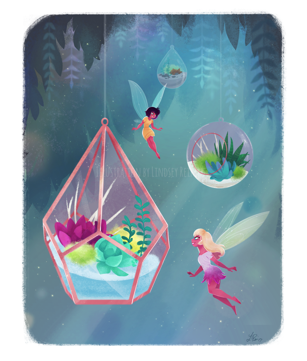 Copy of Terrariums & Fairies