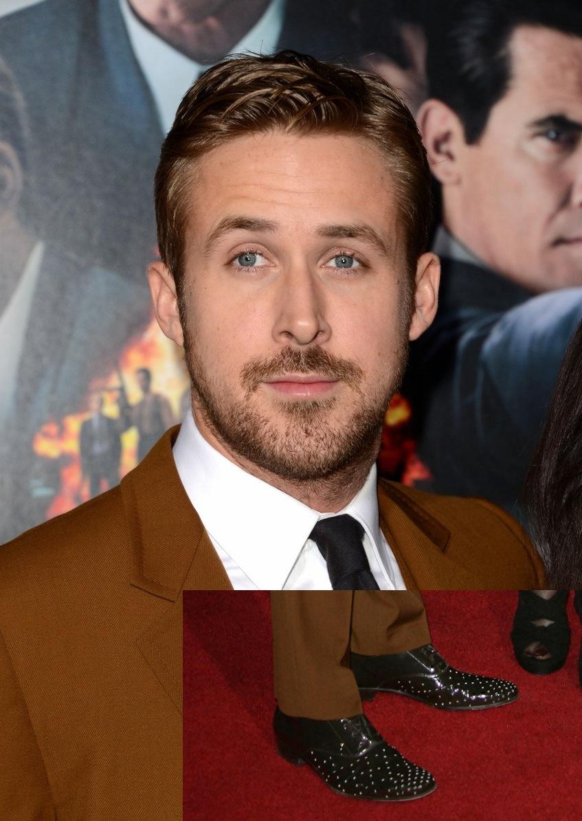 (até Ryan Gosling pode pisar na bola)