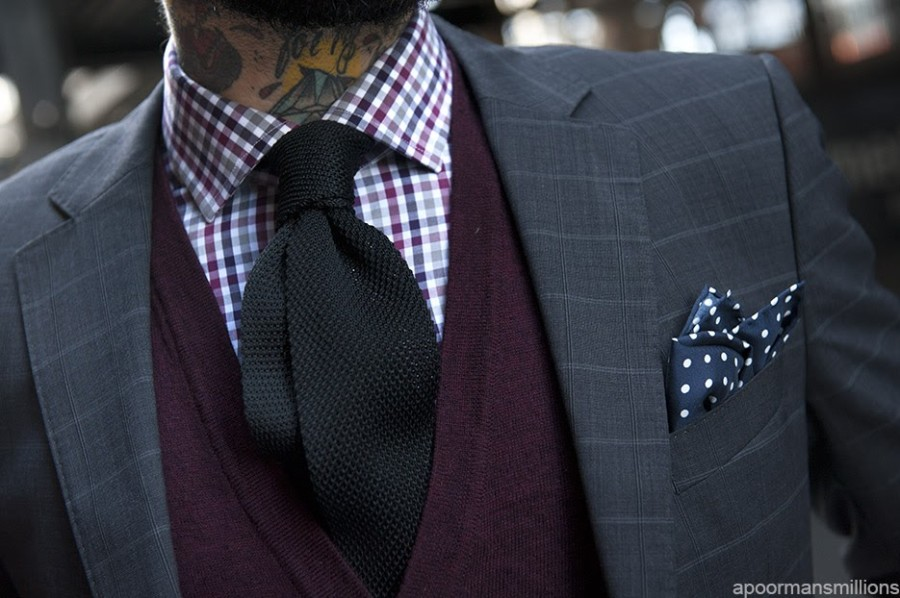 charcoal-windowpane-check-dotted-pocket-sqaure-knitted-tie-900x598.jpg