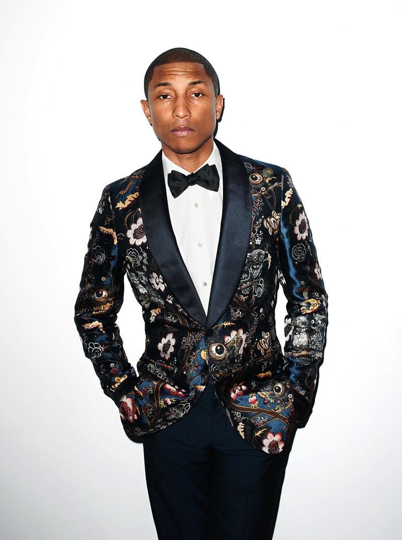 Entitulado Hitmaker of the Year, Pharrell Williams fecha o ano como grande responsável, ao lado do Daft Punk, por algumas das músicas mais dançantes do ano. Seu estilo, por vezes exagerado demais, também lhe rende elogios e aplausos há bastante tempo.
