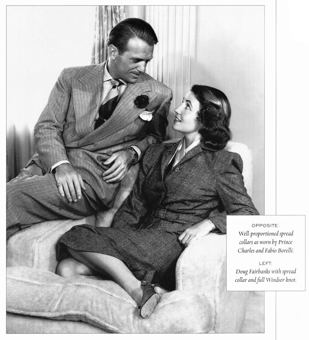 Flusser, Alan. Dressing The Man. Harper Collins, 2002. Print., Kobal Collection, London, p129, douglas fairbanks jr.jpg