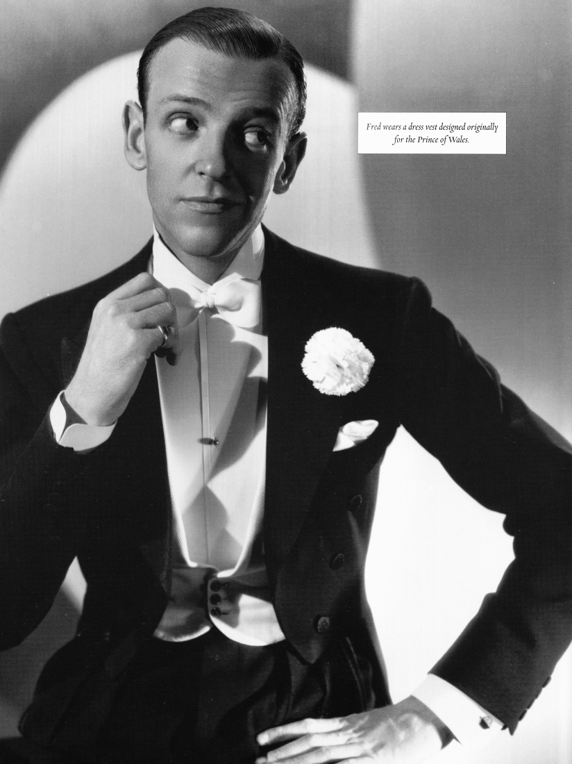 Flusser, Alan. Dressing The Man. Harper Collins, 2002. Print., Culver Pictures, p236, fred astaire.jpg