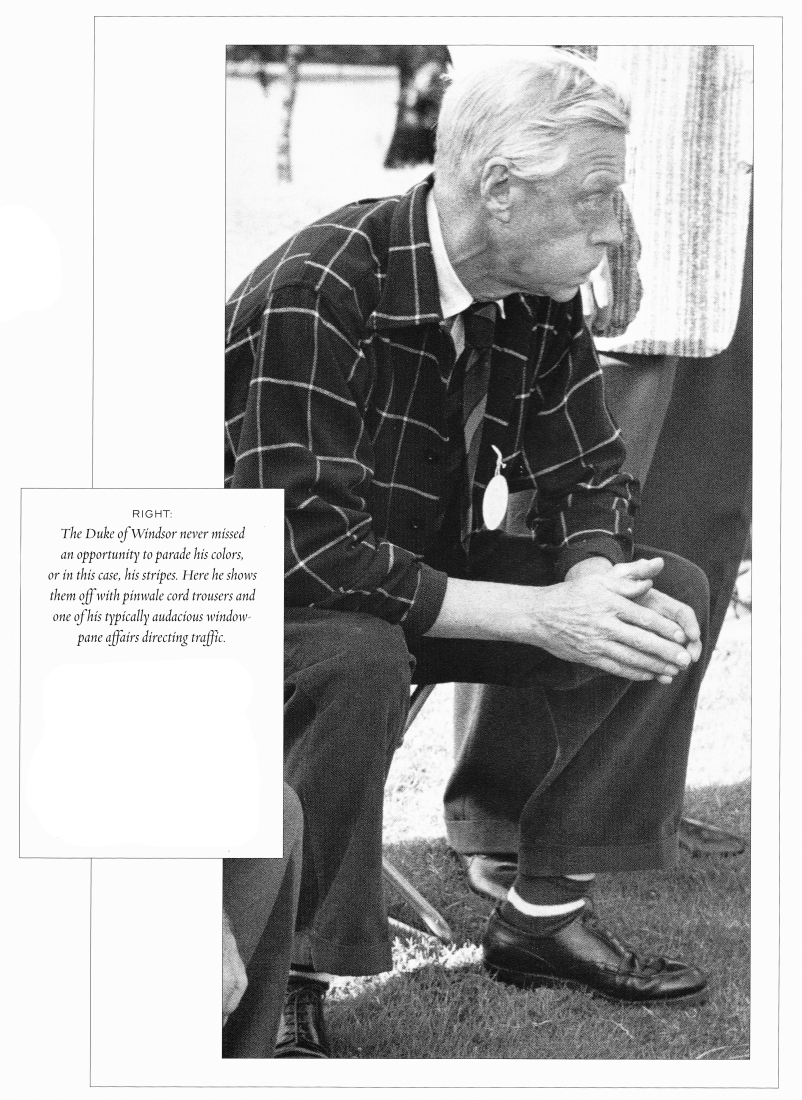 Flusser, Alan. Dressing The Man. Harper Collins, 2002. Print., Camera Press, London, p184, duke of windsor.jpg