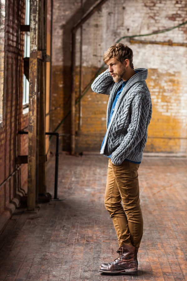 grey-shawl-cardigan-and-blue-denim-shirt-and-tobacco-chinos-and-brown-boots.jpg