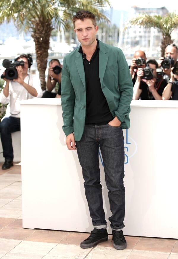 Presença garantida nas últimas edições, Robert Pattinson conseguiu, mais uma vez, adaptar o seu estilo largadão com bastante sabedoria.