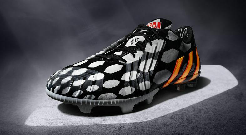 c30a5518a6 Adidas Predator. Para essa Copa