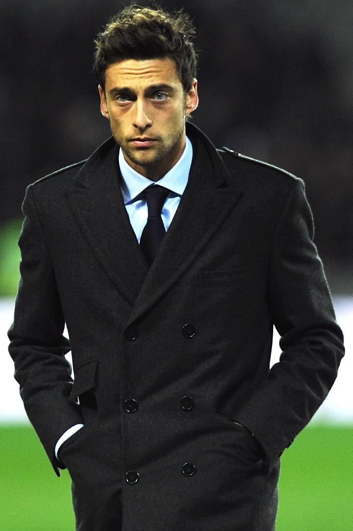 Claudio Marchisio - Itália  Capa da GQ Itália, matéria na Vogue e patrcínio da grife Topman. Credenciais mais do que suficientes para que o jovem camisa 8 da squadra azzurra figure em nossa seleta lista.