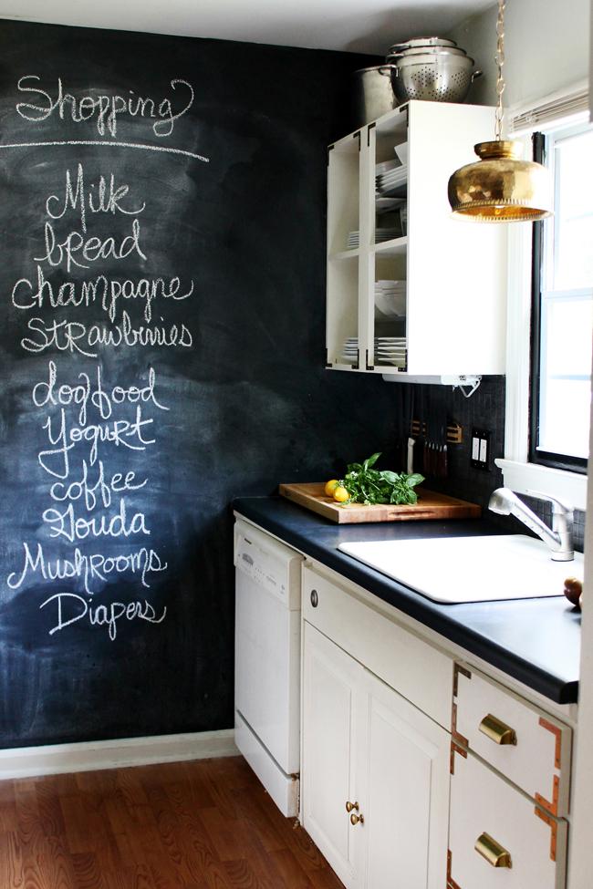 Chalkboard Wall Kitchen.jpg