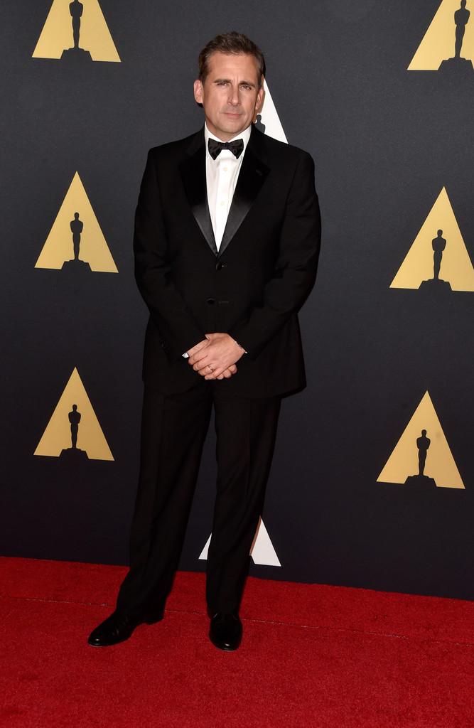 Comediante que se veste bem, merece sempre o nosso destaque. E Steve Carell tem se revelado um exemplo claro de comediante que não se veste como palhaço. A imagem acima fala por si só.