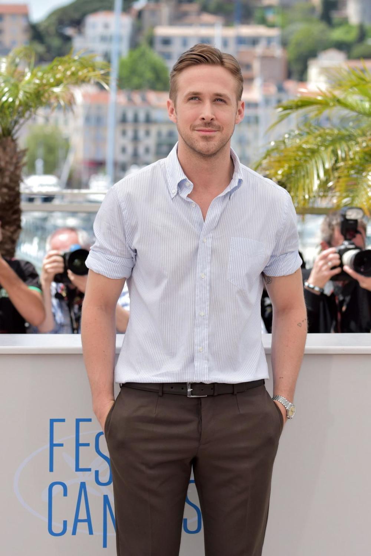 6 - Ryan Gosling. Esse não chega nem perto dos seus anos de glória. 2010, 2011 e 2012 estão aí para contar a história. Não, Gosling se mostrou mais recluso e fezpoucas aparições públicas em 2014. As que fez, claro, esteve bem vestido.