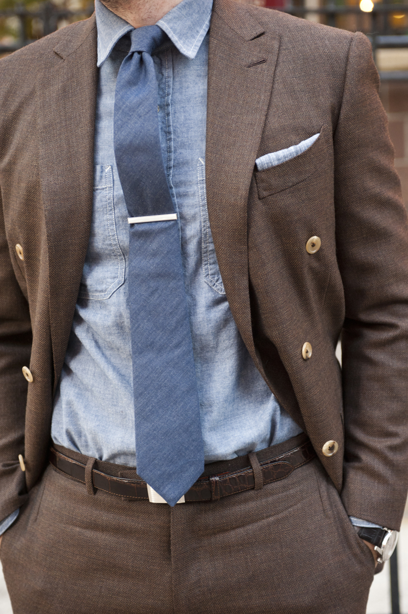 hopsack-suit-by-Michael-Andrews-Bespoke.-Chambray-shirt-denim-tie-style-men.jpg