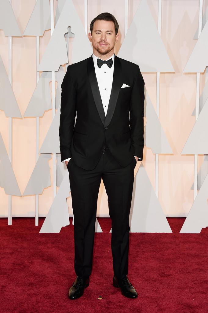 Channing Tatum pode até não ser um ícone de estilo 100% do tempo, mas não há como negar que, assim como caras como Bradley Cooper e Christian Bale, ele sabe vestir um terno para o tapete vermelho.