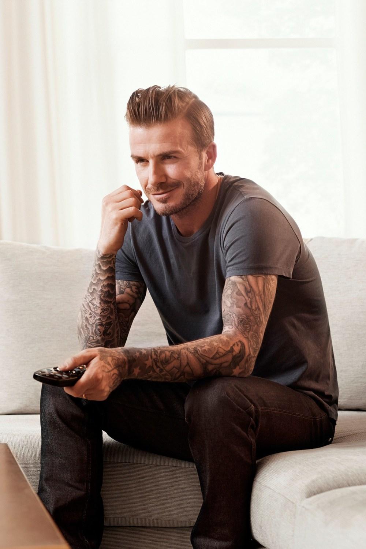 Tatuagens. Tudo bem que tatuagem também faz parte do estilo de muito boleiro por aí. Mas há de se ressaltar a elegância e a personalidade que elas trazem. Seja para o Zezinho do XV de Piracicaba ou para David Beckham.