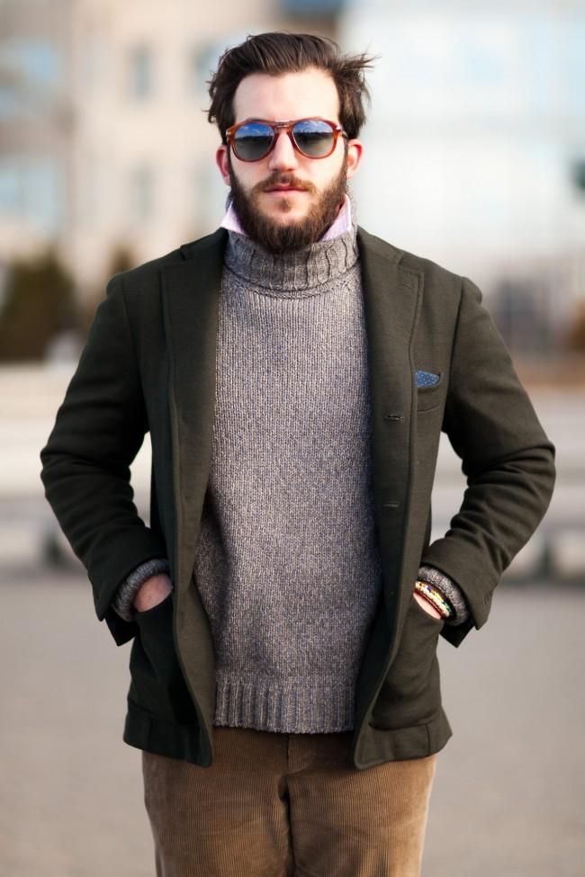 Alex Restivo  Descendo da Suécia para a Itália, temos mais um representante de uma importante grife masculina. Alex é um dos nomes por trás da  Isaia , uma charmosa marca de roupas italiana, ainda mais a julgar pelo seu representante de hoje.