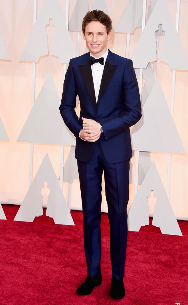 Vencedor na categoria de Melhor Ator, Eddie Redmayne novamente nos mostrou que ele também é um dos caras mais elegantes da atualidade. Perfeição no corte, no caimento, nas cores e nos acessórios. Aguardemos o traje desse ano.