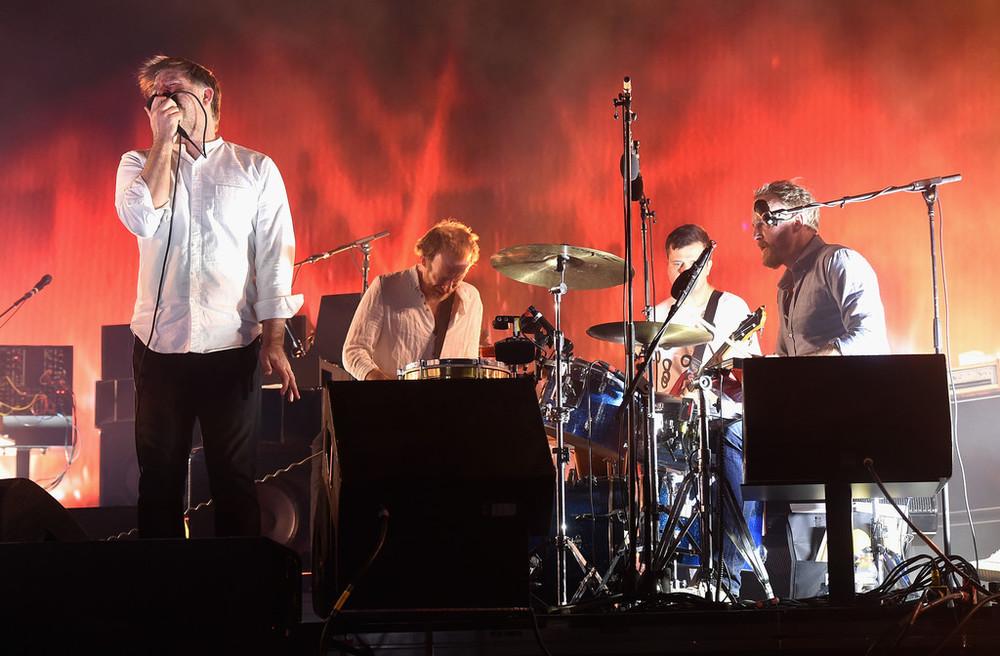LCD Soundsystem Uma das atrações mais esperadas do festival, o LCD Soundsystem tocou seus inúmeros hits na companhia de um figurino discreto, sem exageros. Mais um ponto na conta de James Murphy e cia.
