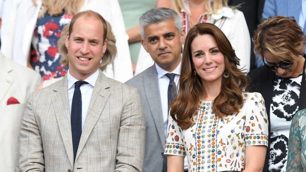 Príncipe William e a Princesa Kate