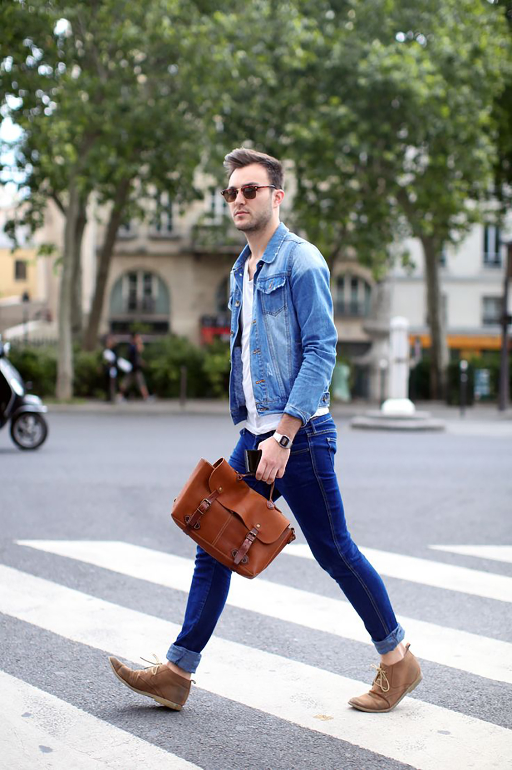 Modern-Denim-Jacket-for-Men-with-T-Shirt-and-Brown-Small-Boots.jpg