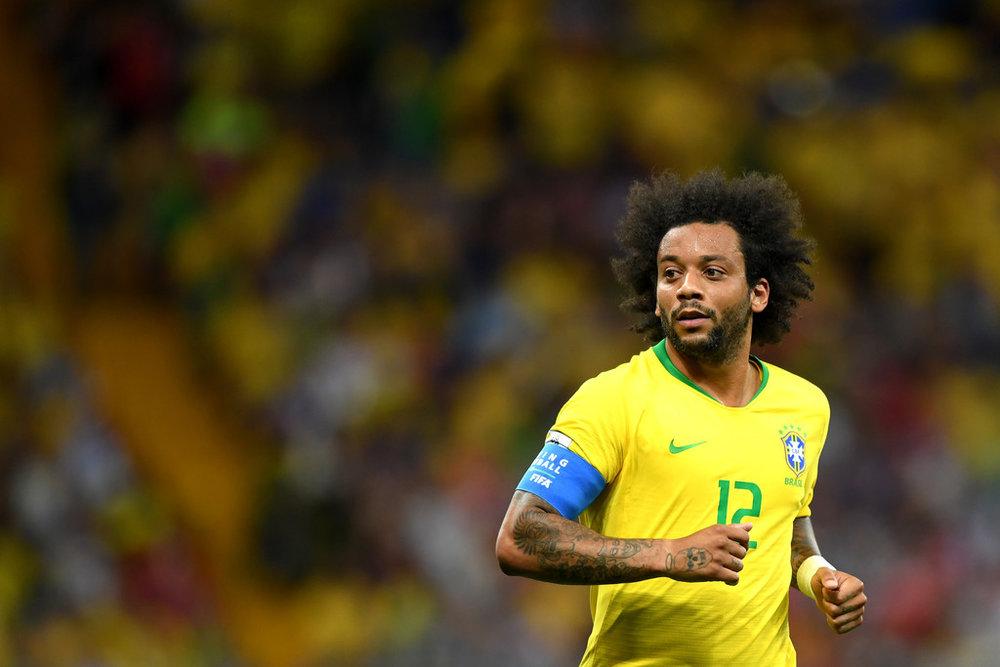 Marcelo Nosso lateral esquerdo também é referência quando o assunto é  cabelo natural. Ao melhor b0574247dd5fb