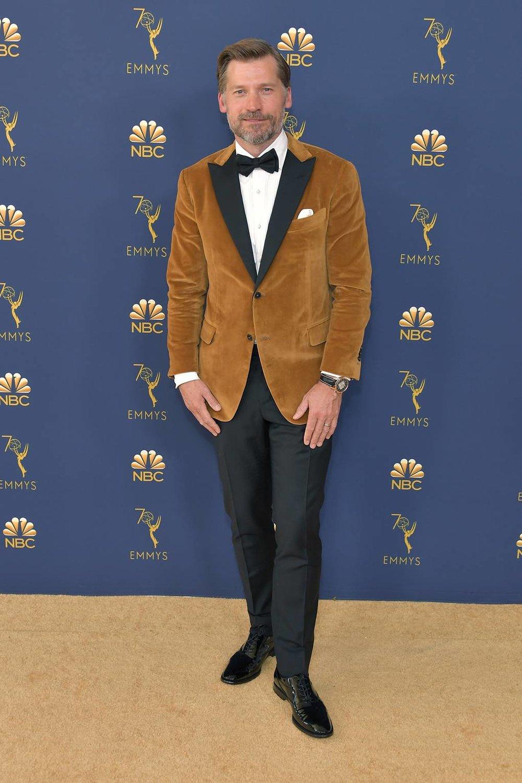 Nikolaj Coster Waldau O ator sueco também é outro que seguidamente aparece por aqui e merece todos os nossos elogios. Embora sua escolha para o Emmy tenha sido um tanto ousada, ele mostrou uma certa habilidade para combinar tons distantes sem maiores exageros.