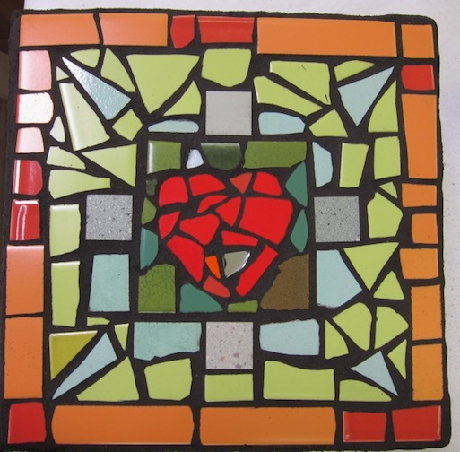Introduction to Ceramic Tile Mosaics