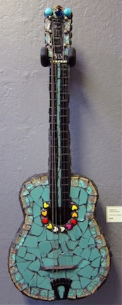 Musical Guitar by Lynne Fix