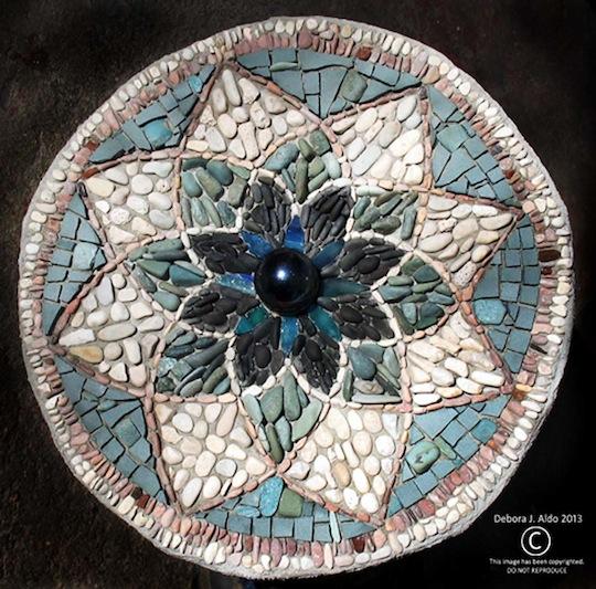 VA: Deb Aldo - Sacred Mandala Mosaics