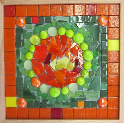 Mosaic 101 Student work